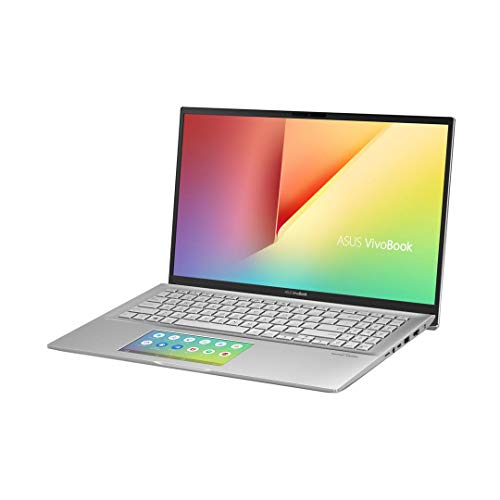 Asus Vivobook S S532FA-BQ162T PC Portable 15' FHD (Intel Core i5-10210U, RAM 8Go, 512Go SSD, 32Go H10 Optane, Windows 10) Clavier AZERTY Français
