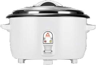 Commerciële grote capaciteit rijstkoker met non-stick binnenvoering en anti-drogen grote rijstkoker kookgerei kleine huish...