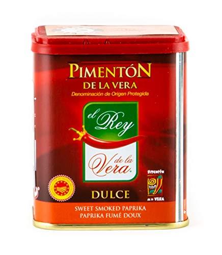 Rey De La Vera, Pimenton Smoked Sweet, 2.6 Ounce