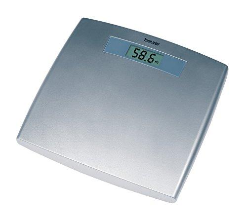 Beurer PS-07 - Báscula de baño, color silver