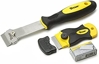 Titan 17002 Multi-Purpose Razor Scraper Set - 2 Piece
