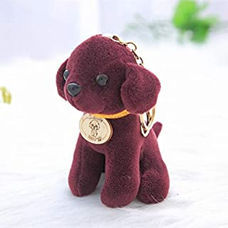 PKRISD Dadaism Mini Bear Plush Stuffed Animals Toys 12Cm Plush Keychain Pendant Plush Toys Birthday Gift Dog Plush Toy U Must Have Gift Basket The Favourite Toys Superhero Party Decorations