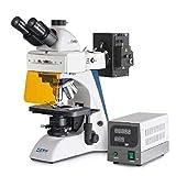 Sauter OBN 148 - Microscopio di fluorescenza trinoculare