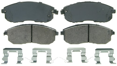 Wagner Quickstop ZD815 Ceramic Disc Brake Pad Set