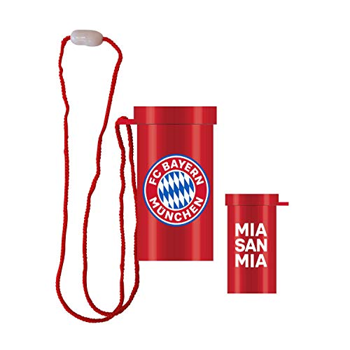 Generique - Mini Corne de Brume Supporter FC Bayern Munich 7,5 cm