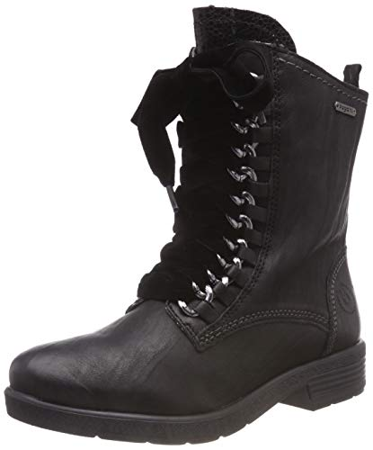 bugatti Damen 431328334139 Stiefeletten, Schwarz (Black 1010), 39 EU