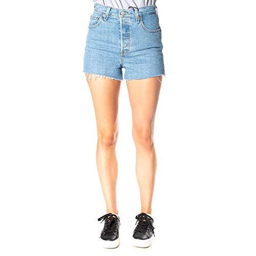 Levi's  ® Ribcage W Shorts Tango Stonewash
