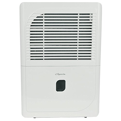 Heat Controller Comfort-Aire Bhdp-701-H Portable Dehumidifier with Built-in Pump, 70 Pint