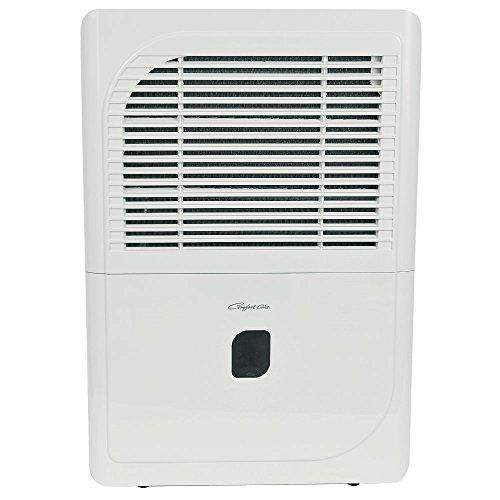 Heat Controller Comfort-Aire Bhd-301-H Portable Dehumidifier, 30 Pint