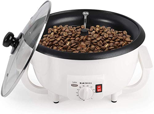 Review Househeld Coffee Roaster Machine Coffee Bean Roasting Machine Baking Machine 750g Capacity 11...