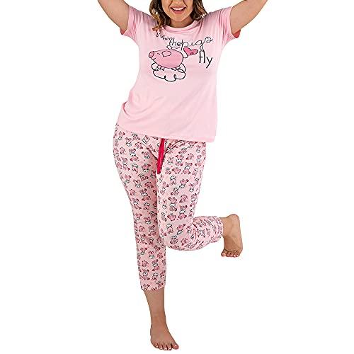 La mejor selección de Pijamas de Dama los 5 mejores. 11