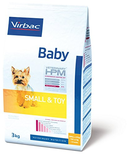 Veterinary Hpm Virbac TP-3561963600012_920-4038, Dog Baby Small & Toy, Multicolor, 1.5 kg