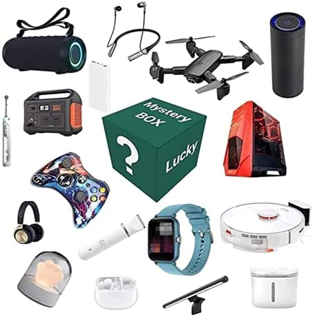 Mystery Lucky Gift Bag Spring new work one after another Myst Baltimore Mall Surprise Electronics Box