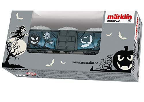 Märklin Start up 44232 - Halloween Wagen - Glow in the Dark. Spur H0.