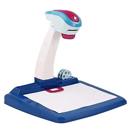 Feichanghao Sketcher - Juguete de proyección de pintura educativa, cuadro de pintura para niños, inteligente, proyector de pintura óptica, juguete educativo precoz para niños