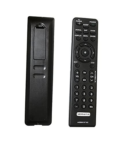 Remote Control AKB36157102 for LG Zenith DTT901 DTT900 LSX300 LSX3004PM LSX3004DM Digital TV Tuner Converter Box