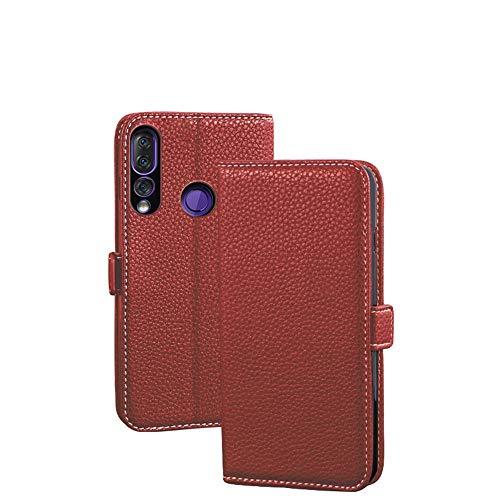 Manyip Hülle für Lenovo Z5S,Handyhülle Lenovo Z5S,TPU-Schutzhülle mit [Aufstellfunktion] [Kartenfächern] [Magnetverschluss] Brieftasche Ledertasche für Lenovo Z5S