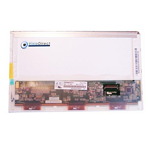 LCD Schermo Display 8.9' WSVGA per portatile ASUS EEE PC 900 EEEPC 900 901 904 -Visiodirect -