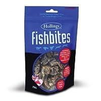 Hollings Fish Bites 8x75g