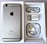 Apple iPhone 6S, 64GB, Space Gray - Fully Unlocked (Renewed)