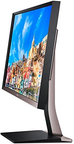 Samsung S32D850T Monitor Professionale WQHD, 32'' LED, 2650 x 1440, 5 ms, HDMI, Display Port, Pannello MVA, Nero