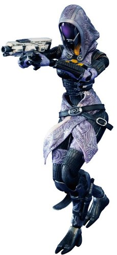 Mass Effect 3 - Figura Play Arts Kai Tali'Zorah Vas Normandy