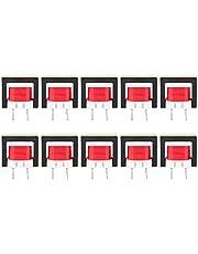 Transformador de Aislamiento, 10 Piezas 1300: 8 Ohm Transformador de Audio EE14 Transformador POS Transformador