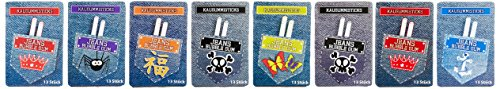 DOK Jeans Bubble Gum Sticks, 16er Pack (16 x 44 g)