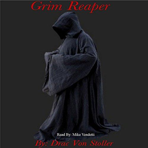 Grim Reaper audiobook cover art