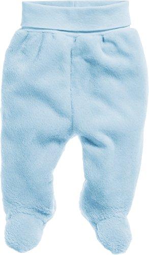 Schnizler Baby-Unisex Kuschelfleece Hose, Blau (Bleu 17), 56