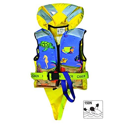 Lalizas 150N - Chaleco Salvavidas para niños (2 Unidades) Tallas 12402-3 - Chaleco Salvavidas
