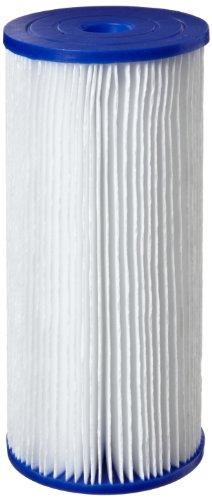 "Pentek R50-BB Pleated Filter (9-3/4"" x 4-1/2""), 50 Micron"
