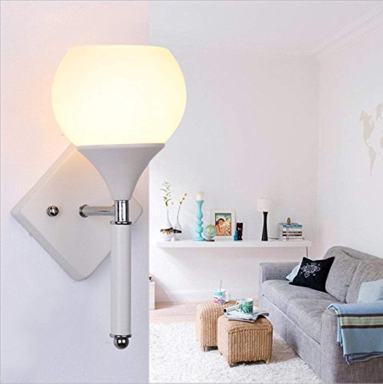 StiefelU LED Wandleuchte nach oben und unten Wandleuchten Kristallglas LED Wandleuchte kunst Lampe am Bett Schlafzimmer Wohnzimmer Geschfte