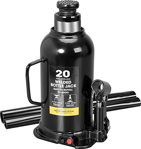 Best 40000 pounds bottle jacks review 2021 - Top Pick