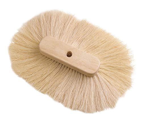 HYDE 09880 Single Texture Brush, Threaded for Poles