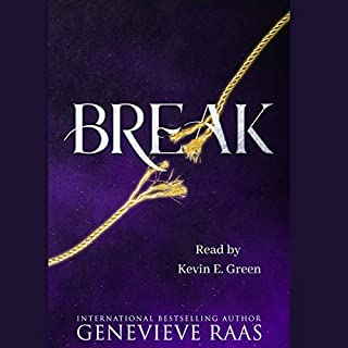 Break     A Fairy Tale Reckoning (Spindlewind Trilogy, Book Three)              By:                                                                                                                                 Genevieve Raas                               Narrated by:                                                                                                                                 Kevin E Green                      Length: 6 hrs and 56 mins     1 rating     Overall 5.0