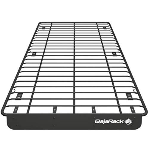 BajaRack Utility Flat Roof Rack No Drill for Toyota 2007-2017 FJ Cruiser