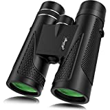Allkeys 16X50 Binoculars for Adults, HD Professional Compact Binoculars with Low Light Night Vision, 18mm Large View Eyepiece Waterproof Binoculars for Bird Watching,Hunting,Outdoor Sports,Concerts