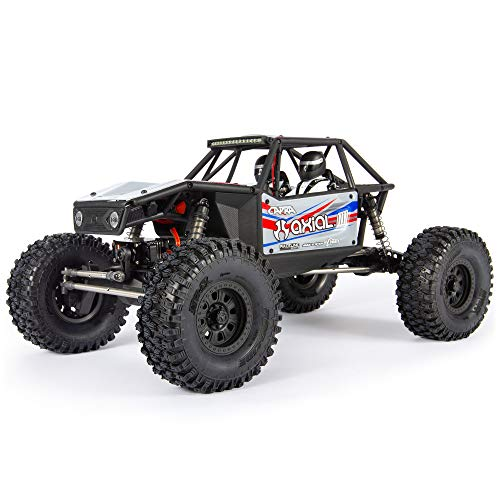 Axial Capra 1.9 Unlimited 4WD RC Rock Crawler Trail Buggy Unassembled Chassis Builder