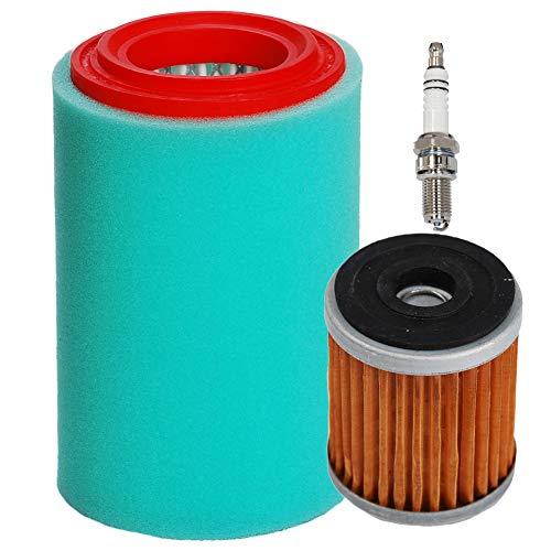 yamaha big bear 400 air filter - 6