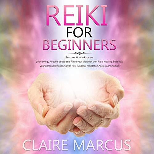 Reiki for Beginners cover art