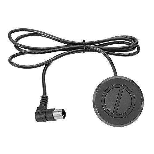 Boquite Retraído y extendido Interruptor Manual de 2 Botones Mando a Distancia...