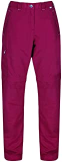 Regatta Womens/Ladies Chaska Zip Off Pants