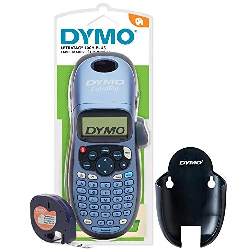 Dymo LetraTag LT-100H Plus Rotuladora Portátil Teclado ABC