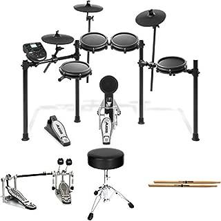 Alesis NitroMesh Kit Bundle Electronic Drum Set