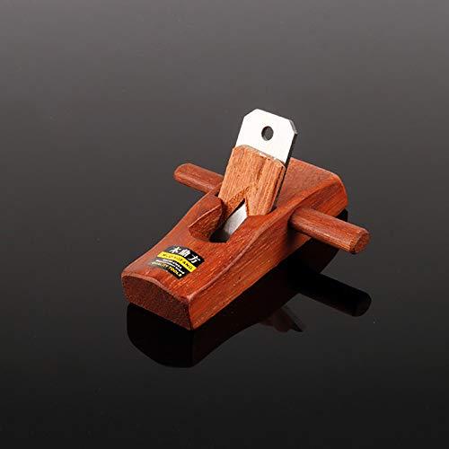 Mini Carpintero de Madera para Manualidades,Cepillo de Madera Manual, Herramientas de Recortado de Avión, Carpintero de Mano,Cepilladora de Mano Cepilladora de Madera, Herramienta de Bricolaje-127mm