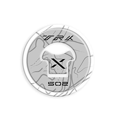 PROTECCIÓN DE Tapa DE Combustible Resina 3D Benelli TRK 502 X 2020 GP-674 (White)