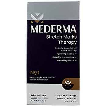 Mederma Stretch Marks Therapy Cream 150 g   Pack of 3