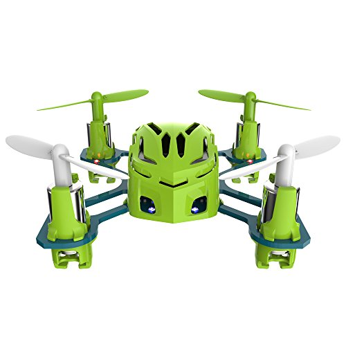 Hubsan Nano Q4 H111 45mm/ 11.5g Quad Copter 4-Channel RC Quadcopter with 2.4Ghz Radio System