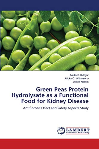 Green Peas Protein Hydrolysate as a Functional Food for Kidney Disease: Antifibrotic Effect and Safety Aspects Study